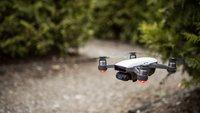 DJI-Drohne: Spark-Modelle fallen vom Himmel