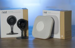 Nest Protect & Indoor Cam im...