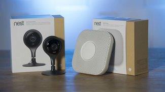 Nest Protect & Indoor Cam im Test: Rauchmelder-System in schön