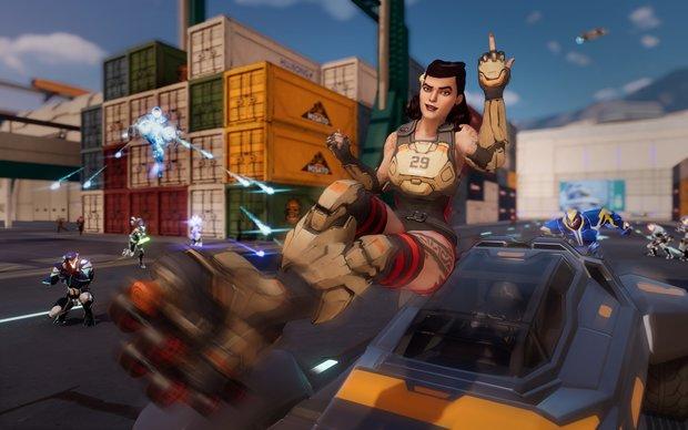 Agents of Mayhem: Neuer Trailer stellt erstes verrücktes Agenten-Team vor