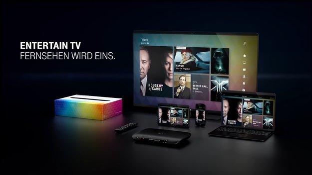 EntertainTV, EntertainTV Plus & StartTV: Welches Fernsehpaket der Telekom sollte man wählen?