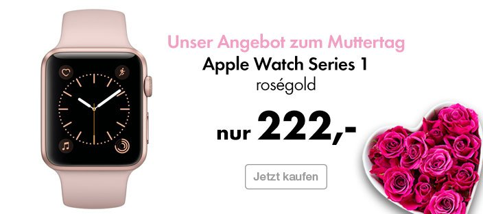 Euronics-Apple-Watch-Muttertagsangebot