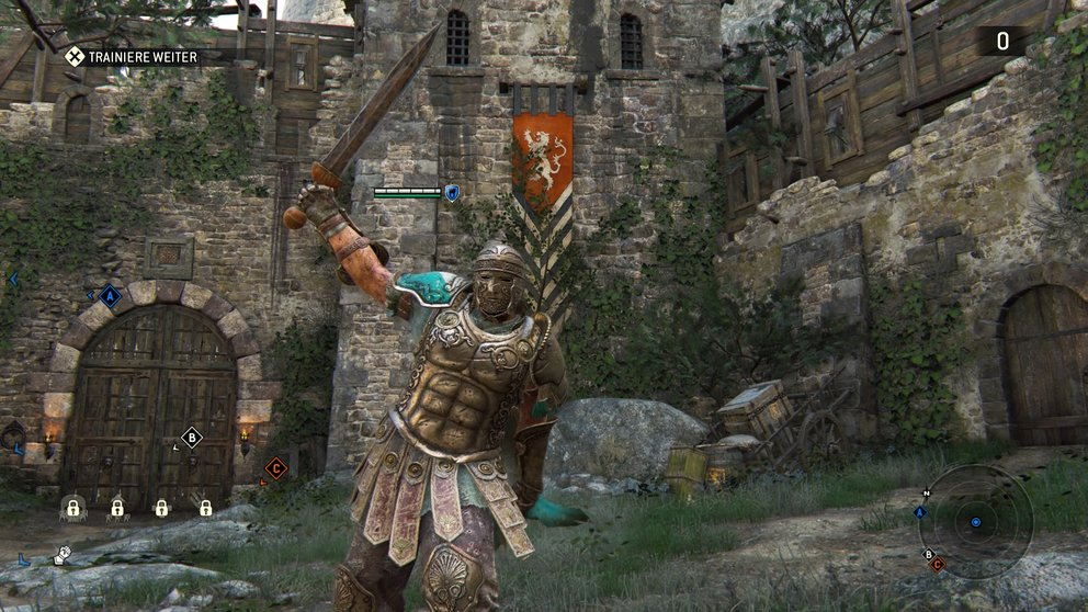 Zenturio Guide For Honor