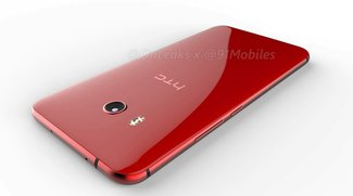 HTC U 11 in knallrot: 360-Grad-Video zeigt neues Flaggschiff in voller Pracht