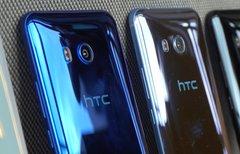 HTC U11 und Samsung Galaxy S8...