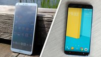 HTC U11 vs. LG G6: Hoffnungsträger unter sich