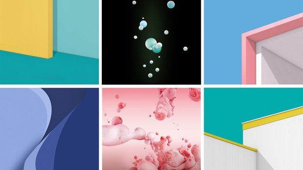 Download: Alle Wallpaper des HTC U11 hier herunterladen