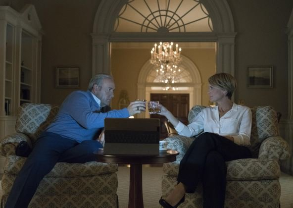 House of Cards Staffel 5 Screen 1