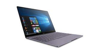 Huawei MateBook X: Ultradünnes Notebook mit viel Leistung vorgestellt