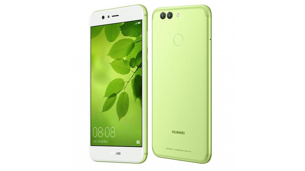 Huawei-Nova-2-Plus-China-Gruen