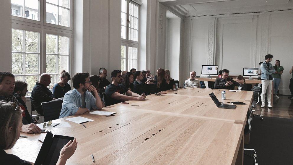 Today at Apple – Vorab-Briefing