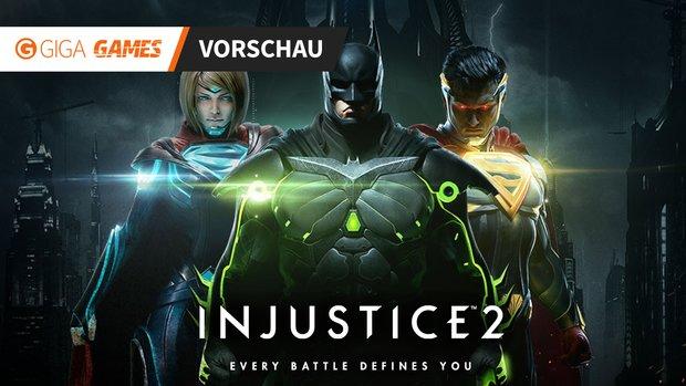 Injustice 2 in der Vorschau: Das Spiel hinter den epischen Finishing-GIFs