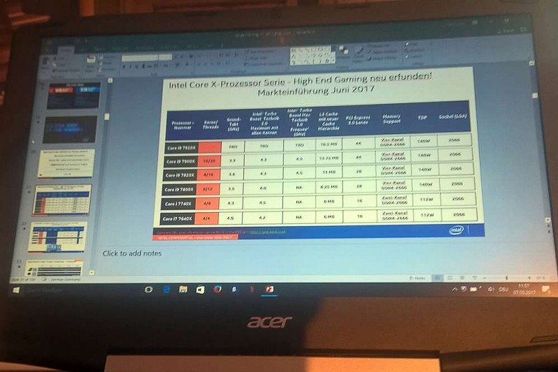 Intel-Core-i9-Skylake-X-Leak