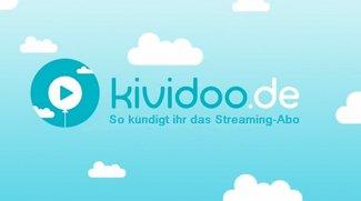 Kividoo kündigen – so geht's