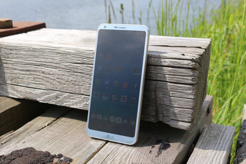 LG G7: So spektakulär wird die Antwort auf das Samsung Galaxy S9