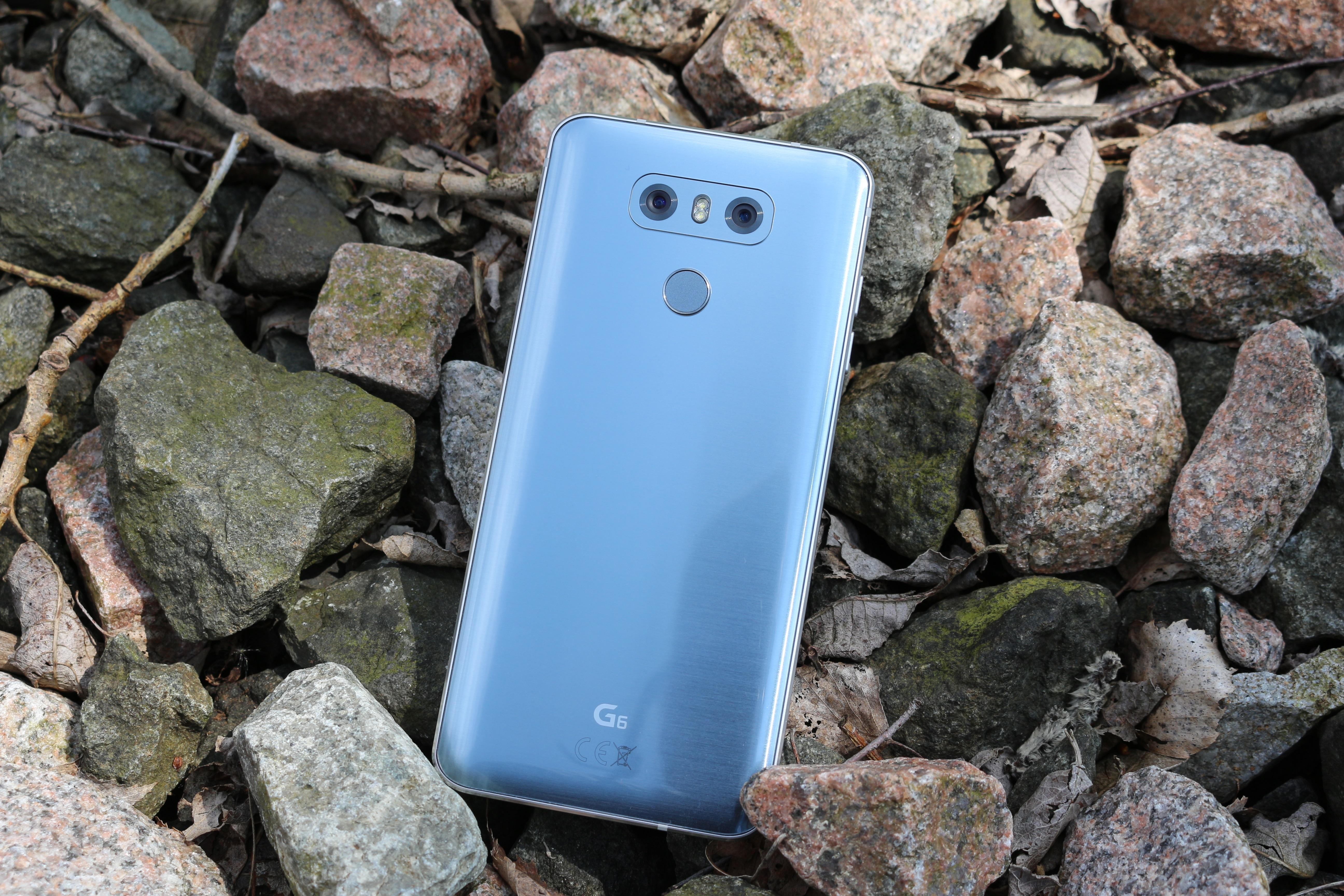 LG G6 Test Titel q giga