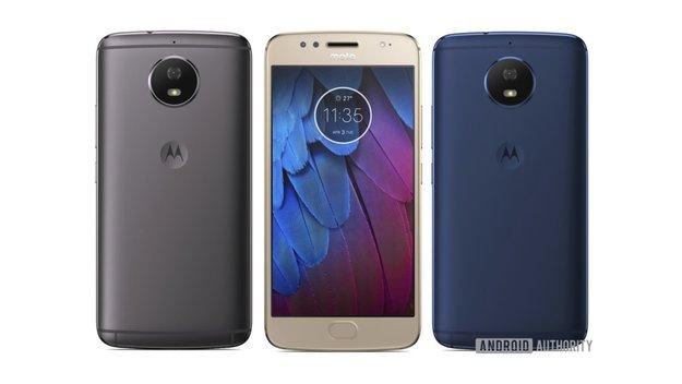 Moto G5S: Einsteiger-Smartphone bekommt Premium-Upgrade