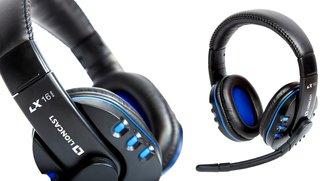 Exklusiv für GIGA-Leser: 25 % Rabatt auf das Lioncast LX16 Evo Gaming-Headset für PC, Konsole & Mobile
