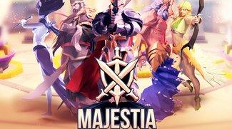 Majestia: Epische Schlachten auf dem Smartphone