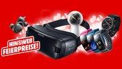 MediaMarkt Hin&Web: 25 % Rabatt auf alle Samsung-Gear-Produkte