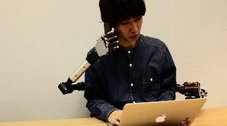 Cyborg-Forschung: Diese Roboterarme sollen deinen Körper erweitern