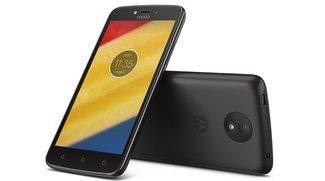 Moto C Plus vorgestellt: Großer Akku und Android 7.0 für kleines Geld