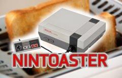 Nintoaster: Wenn ein Toaster...