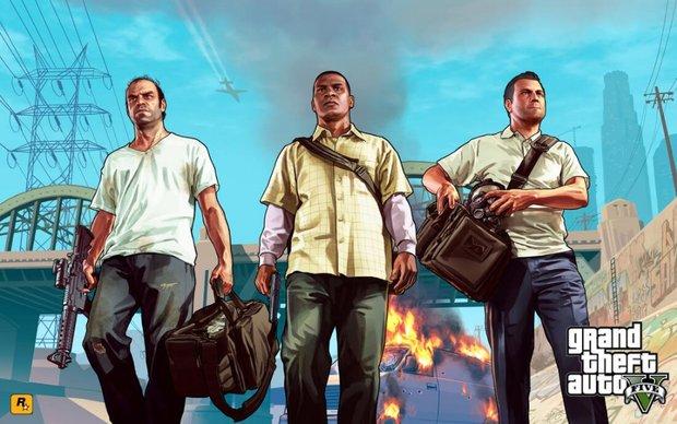 GTA 5: Take Two verkündet 80 Millionen Verkäufe