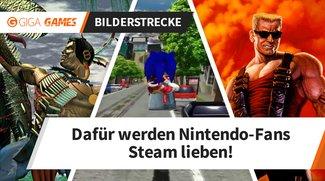 Diese 7 Klassiker für Nintendo-Konsolen gibt es inzwischen bei Steam