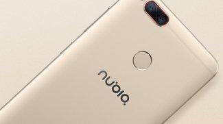 Nubia Z17 mit Edge-Display und 8 GB RAM: Das leistungsstärkere Galaxy S8?
