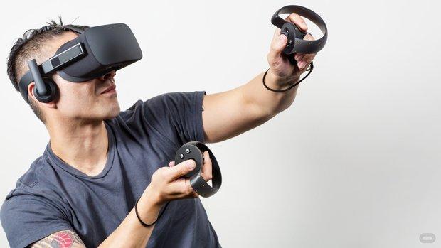 "Virtual Reality: ""Es wird so groß wie das Internet"""