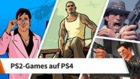 Diese 9 PS2-Spiele kannst Du jetzt auf Deiner PS4 spielen