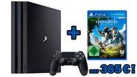 PS4 Pro 1 TB + Horizon: Zero Dawn für 385 € bei Otto