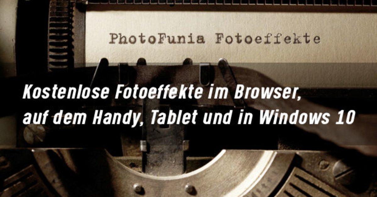 Ziemlich Photofunia Com Rahmen Zeitgenössisch - Benutzerdefinierte ...