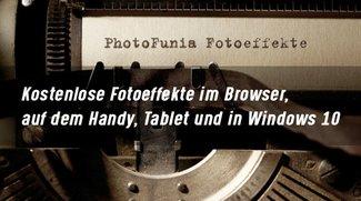 PhotoFunia: Kostenlose Fotoeffekte für PC, Handy und Browser