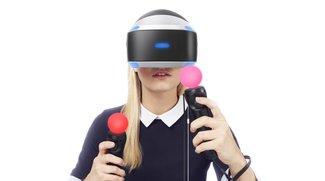 PlayStation VR: Sony kündigt über 60 Spiele an
