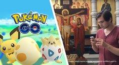 Russischem Mann droht Haft, weil er Pokémon GO in Kirche spielt (Update)
