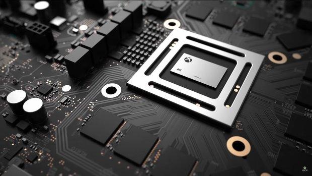Xbox Scorpio: Erstes Bild des Interface aufgetaucht?
