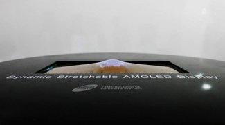 Das nächste Display von Samsung lässt sich in die Länge ziehen