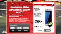 Samsung Galaxy S7 für 399 Euro inkl. Adidas-Fußball und Powerbank