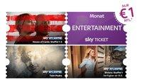 Sky Tickets ab 1 € pro Monat: House of Cards, Game of Thrones günstig gucken – monatlich kündbar