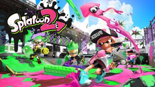 Splatoon 2: Eine Lobby voller Furries