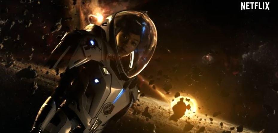 Star Trek Discovery Trailer Sonequa Martin