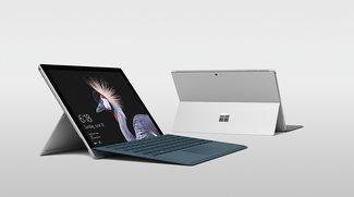 Surface Pro (2017) und Surface Pro 4 im Vergleich: Lohnt sich das Upgrade?