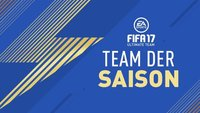 FIFA 17: TOTS 2017 - Alle Spieler des Teams of the Season