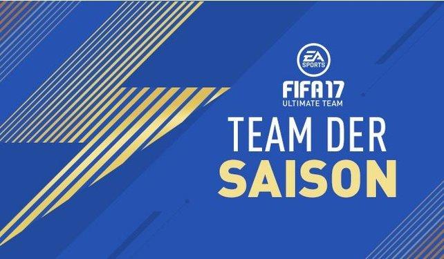 FIFA 17 TOTS