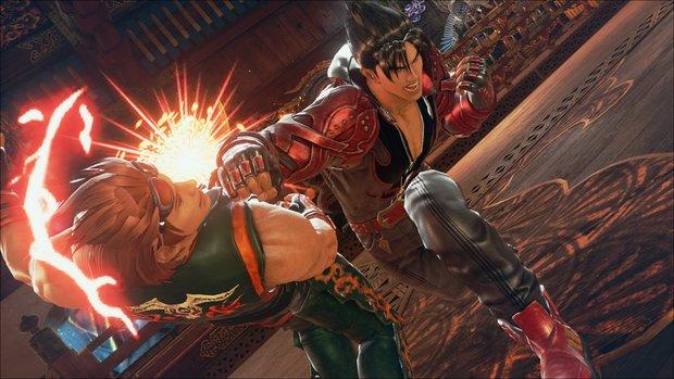 Tekken 7: Neuer Trailer zeigt erste Charaktere im Kampf