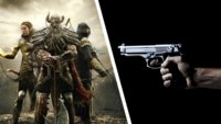 The Elder Scrolls rettet einem Spieler (wortwörtlich) das Leben