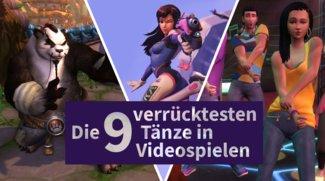 Die 9 verrücktesten Tänze in Videospielen