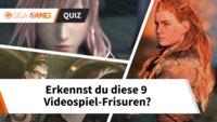 Erkennst Du diese 9 Videospiel-Frisuren?